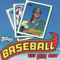 Topps Baseball 1989 Baseball Live Price Guide Checklist Actual SALES