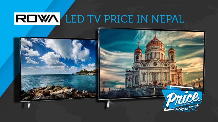Rowa-LED-TV-Nepal