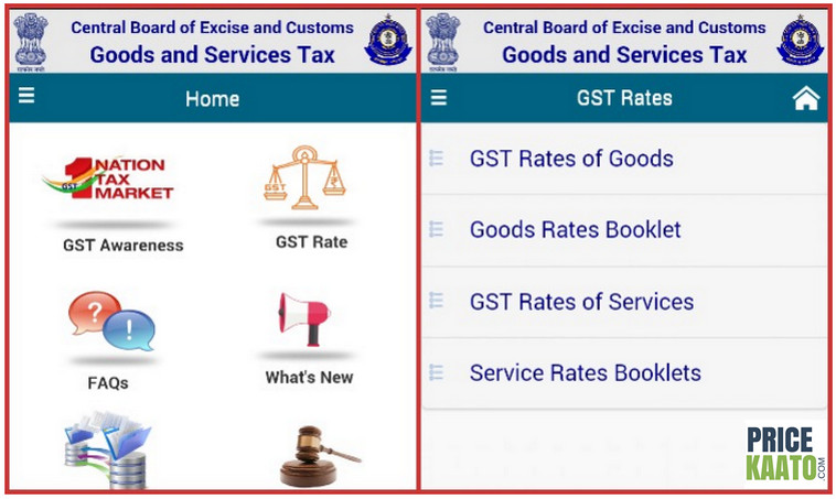 GST Rate Finder App Download For iPhone And Android: How To Use?