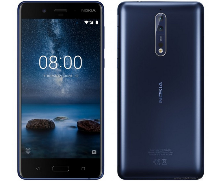 Nokia 8 Price In India Images