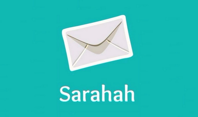 How To Link Sarahah To Snapchat Facebook