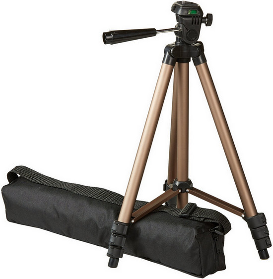 AmazonBasics Best Tripods Under 1000 Rupees