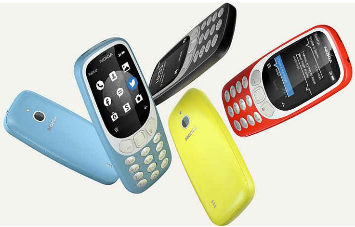 Nokia 3310 3G Version Launched: See The Price & Specs Here