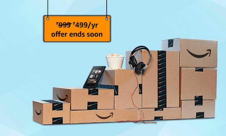 Amazon Prime Membership Offer