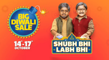 Flipkart Big Diwali Sale Is Starting From 14th October: Check The Offers Here