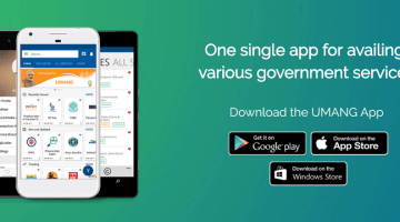 Government Of India Launched UMANG App To Offer PAN India e-Gov Services