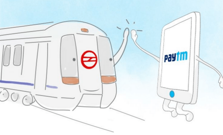Paytm Is Offering Flat Rs 50 Cashback On Metro Card Recharge