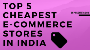 Cheapest Online Shopping Sites In India