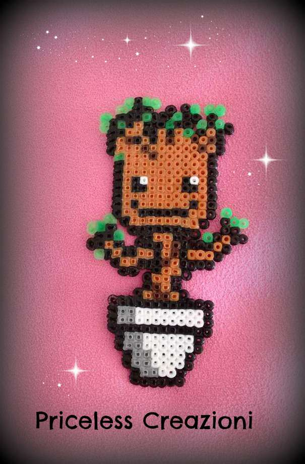 Hama Beads Perline da stirare e Pixel Art