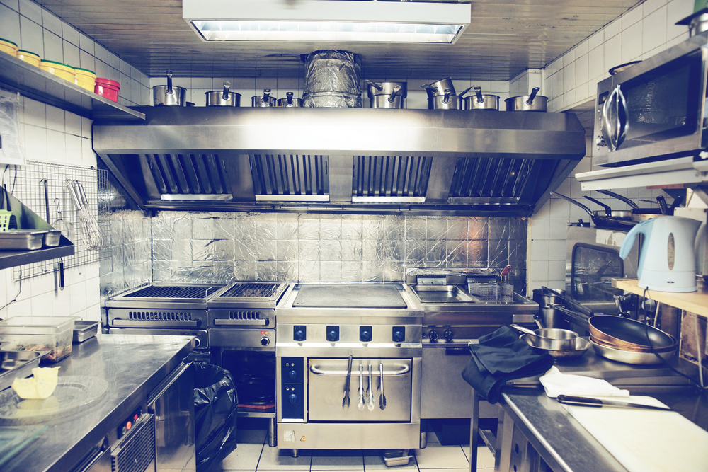 Ventilation And Lighting That Is Perfect For Your Commercial Kitchen