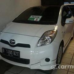 Toyota Yaris Trd 2012 Bekas All New Kijang Innova Tipe Q Harga E Sportivo Pricenia Com