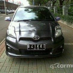 Toyota Yaris Trd 2013 Bekas Harga Grand All New Avanza 2018 1 5cc Limited Silverstone Pricenia Com