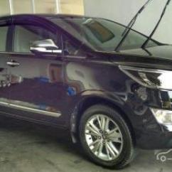 All New Kijang Innova Type Q Camry 2017 Indonesia Harga Toyota A T Diesel And Gasoline Area 2016