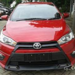 Toyota Yaris Trd Sportivo Harga Grand New Veloz 1.5 2017 2016 S Pricenia Com