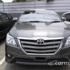 New Kijang Innova Luxury All 2015 Harga Toyota G Pricenia Com