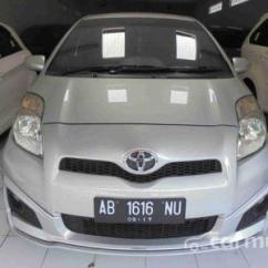 Toyota Yaris Trd 2012 Bekas All New Alphard 2019 Harga Sportivo Pricenia Com