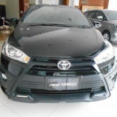 Harga Toyota New Yaris Trd 2014 All Kijang Innova The Legend Reborn Sportivo 2016 Pricenia Com