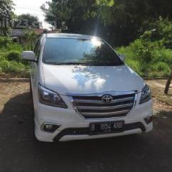 All New Toyota Kijang Innova V Luxury Agya Trd Sportivo Harga 2014 2 0 Wagon Pricenia Com