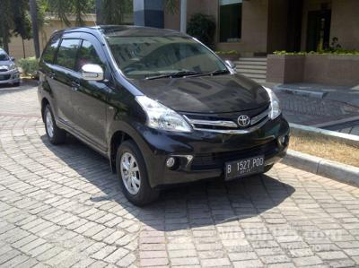 grand new avanza g hitam kelebihan dan kekurangan veloz harga all 2012 type 1 3 m t metalik mulus sekali