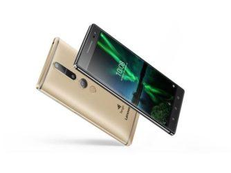 latest lenovo smartphones