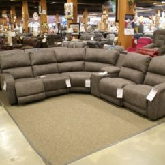 Power Reclining Sofa Made In Usa Jofran Slater Mill Pine Table 884 Southern Motion Sectional Headrest This Reclinging Features A Head Rest And Is The