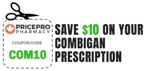 Buy Combigan Eye Drops Online from Canadian PricePro Pharmacy