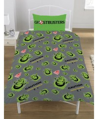Ghostbusters Single Duvet Set and Pillowcase Set