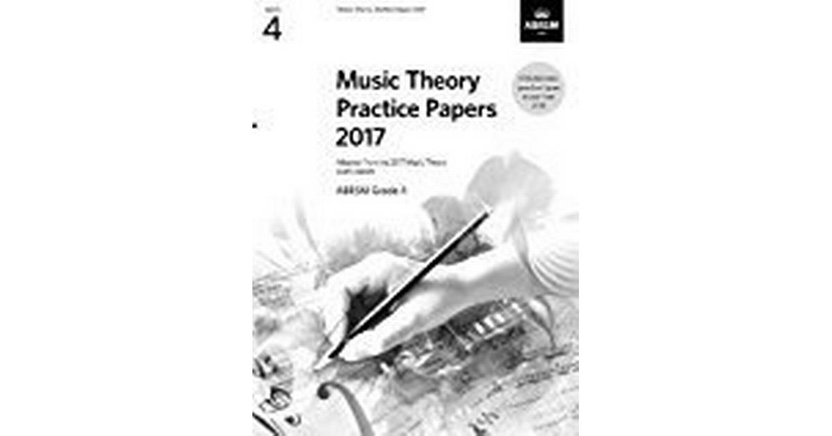 Music Theory Practice Papers 2017, ABRSM Grade 4 (Theory