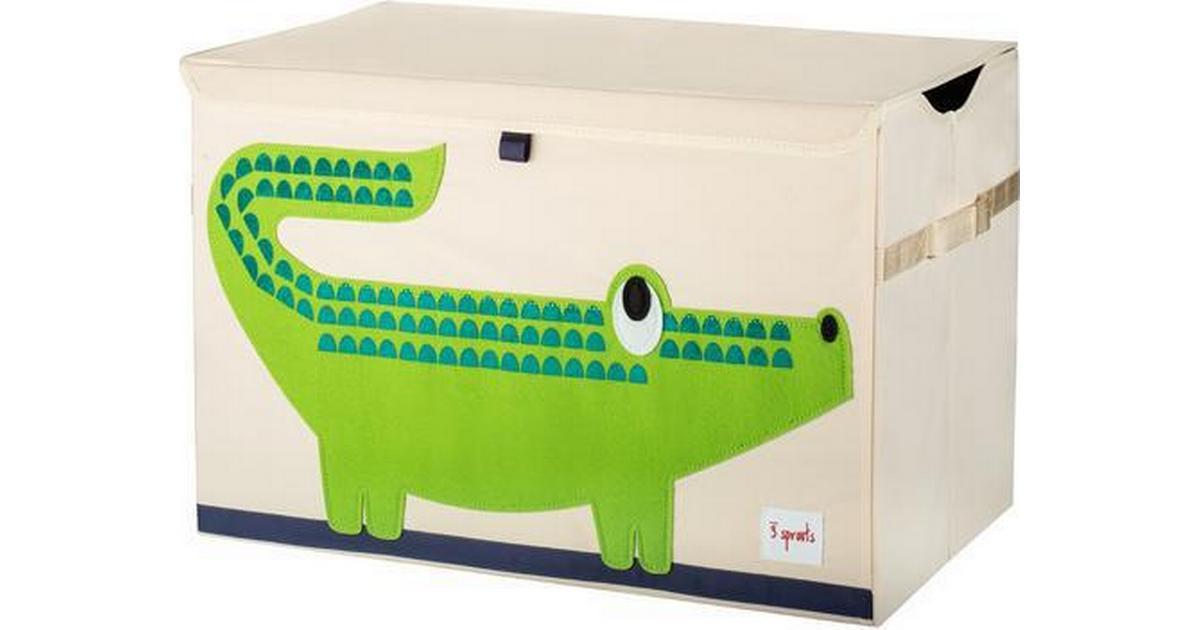 3 Sprouts Legetojskiste Krokodille Se Priser 9 Butikker