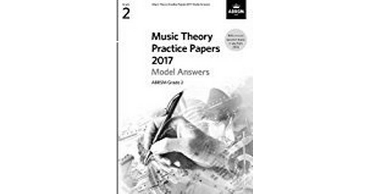 Music Theory Practice Papers 2017 Model Answers, ABRSM