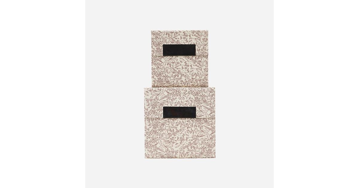 House Doctor Storage 15cm Opbevaringskasser Se Priser Hos Os