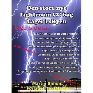 Den store nye Lightroom CC bog (E-bog. 2019) • Se priser hos os
