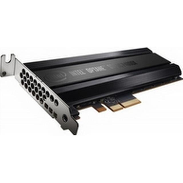Intel Optane SSD DC P4800X SSDPED1K750GA01 750GB - Sammenlign priser hos PriceRunner