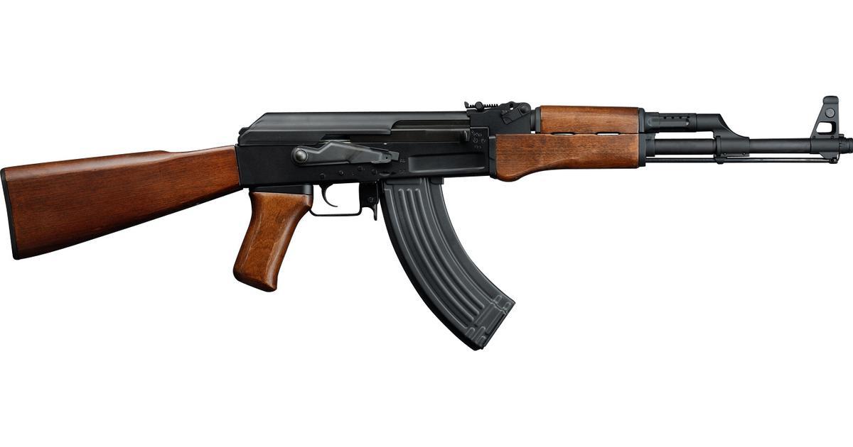 King Arms AK47 Wood • Se det lägsta priset (3 butiker) hos PriceRunner