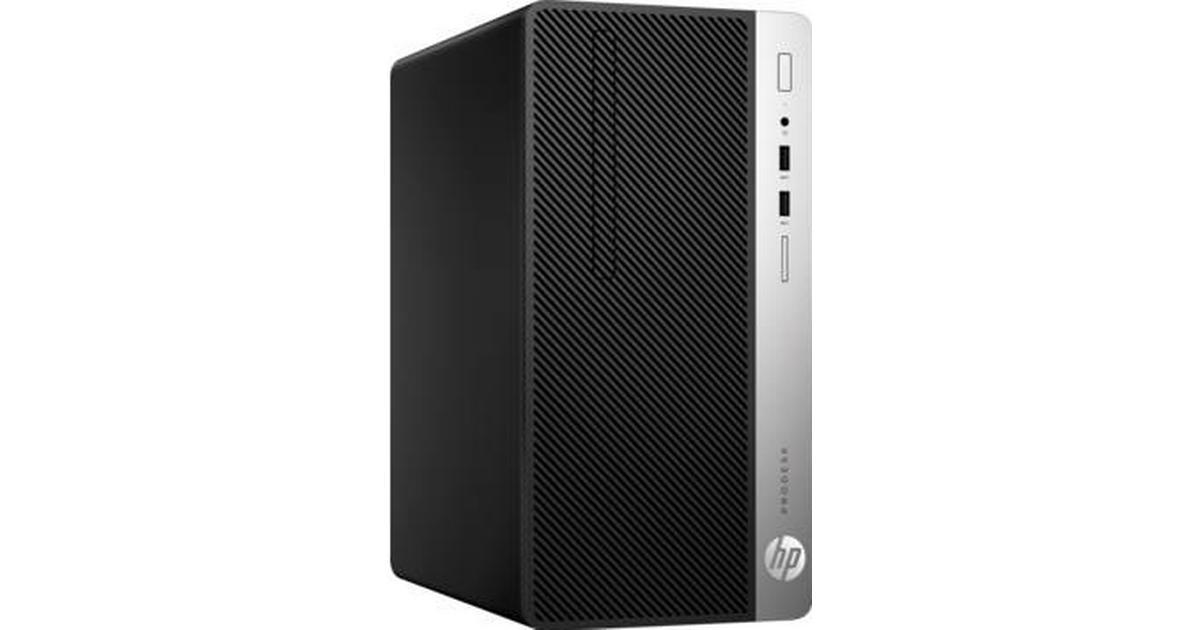 HP ProDesk 400 G6 (7EM16EA) • Se pris (4 butiker) hos PriceRunner