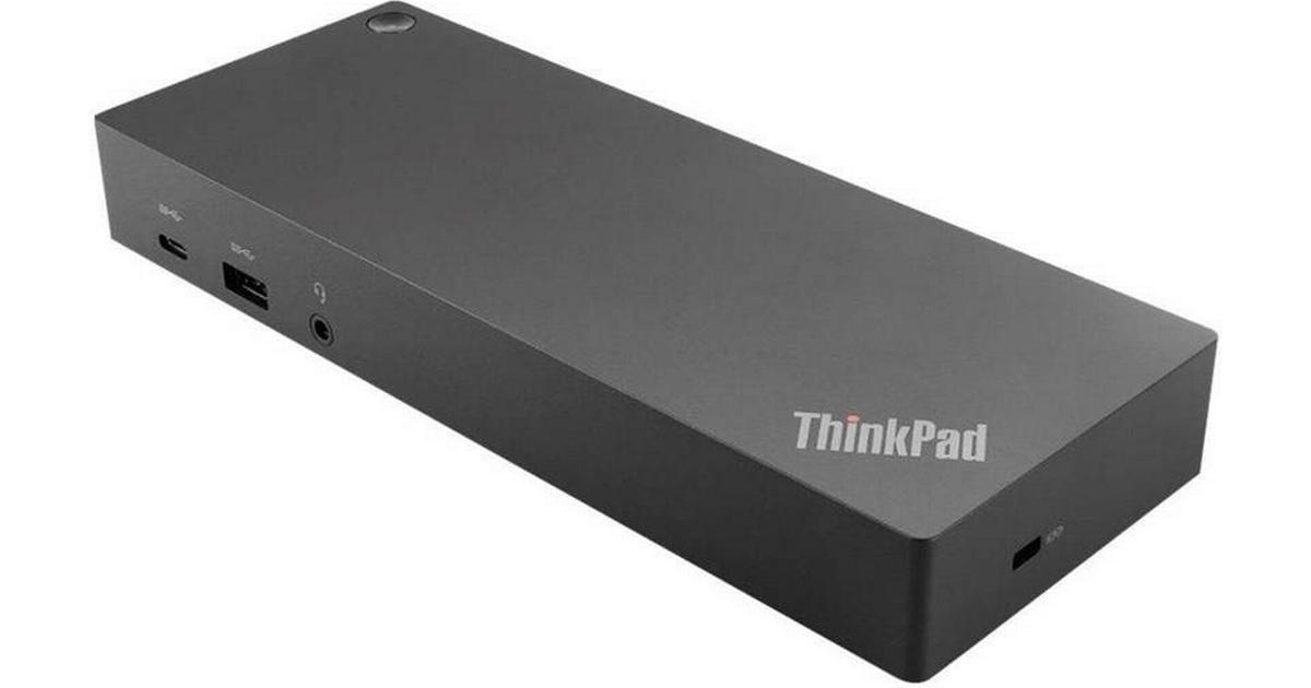 Lenovo ThinkPad Hybrid USB-C Dock - Hitta bästa pris. recensioner och produktinfo - PriceRunner