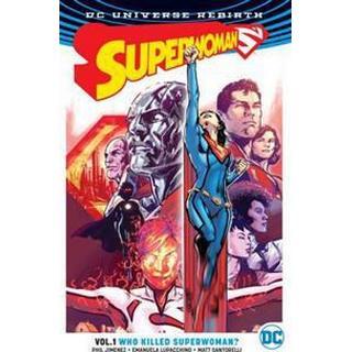 Superwoman Vol. 1: Who Killed Superwoman? (Rebirth) (Häftad. 2017) • Se priser