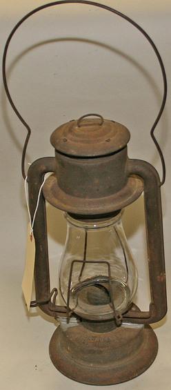 Lantern Rayo No 77 Cold Blast 1912 Patent Standard Oil