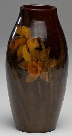 Rookwood Pottery Asbury Lenore Standard Glaze Vase
