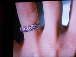 Has Anyone Ever Seen An Eternity Band Like This