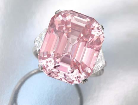 Harry Winston and the 2478 Carat Pink Diamond  PriceScope
