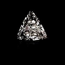 Trillion Cut Diamonds  Triangular Cut Diamonds  PriceScope