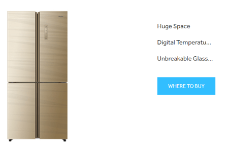 Haier Refrigerator HRF-568TGG Price In Pakistan 2019, Where To Buy