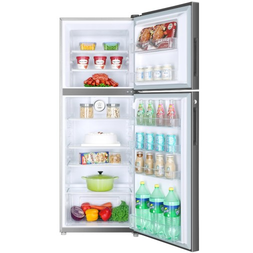 Haier HRF 336TDC with LED Touch Control Top Freezer