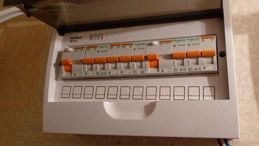 Changing A Fuse Box