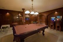 Billiard Room Decor