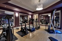 Home Gym with Carpet & Hardwood floors   Zillow Digs   Zillow
