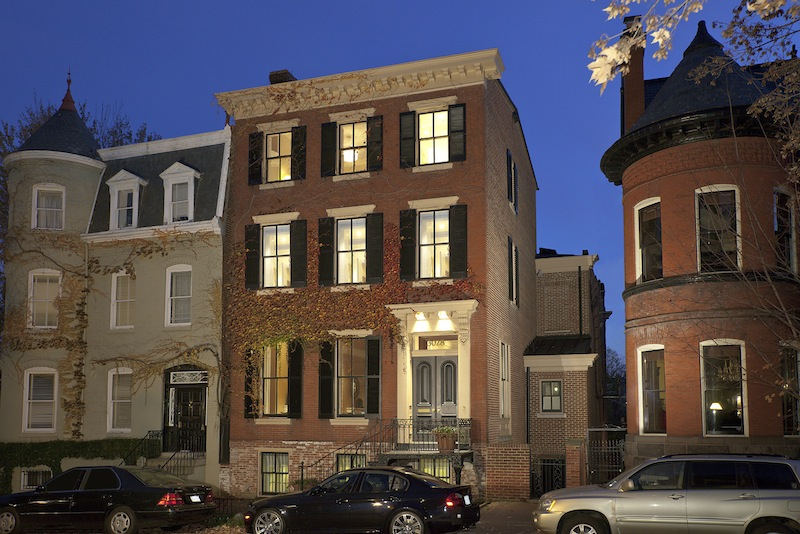 Historic Federal Townhouse  6500000  Pricey Pads