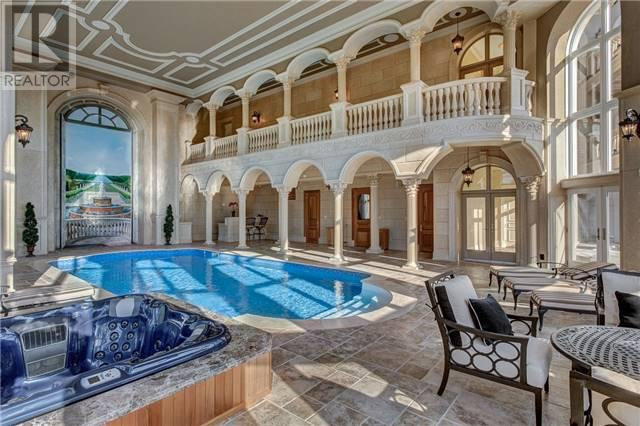 28000 Sq Ft Canadian Palace Inspired By Palace of