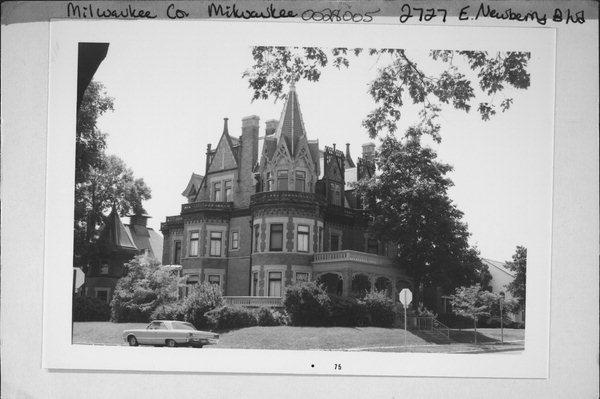 Wisconsin 1896 Victorian Goldberg Mansion